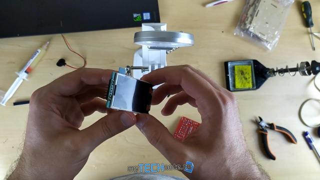 Транзистор тестер M328 – сборка и обзор [DIY]