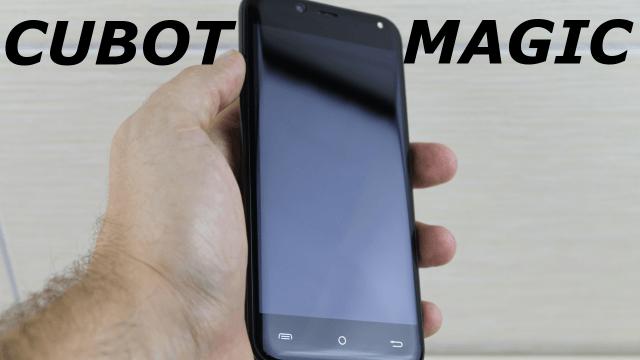 Cubot Magic - обзор дешевого смартфона