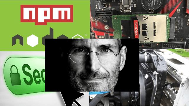 NPM ломал Linux... Отзыв SSL сертификатов... Топ 5 новостей высоких технологий за неделю [26.02-04.03]