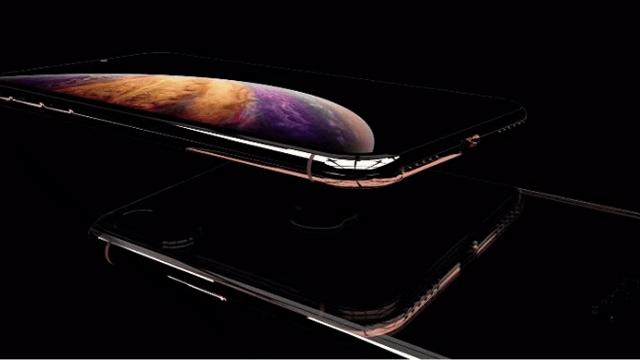 Рекламный ролик IPhone XS