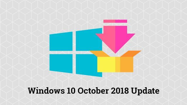 Выход Windows 10 October 2018 Update ожидается уже 2 октября