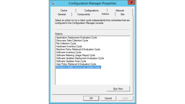 SCCM – агент на клиенте установлен, но на сервере в консоли отображается agent – no