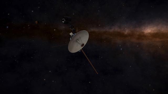 Космический аппарат Voyager 2 близок к выходу в межзвездное пространство